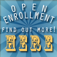Open Enrollment Badge